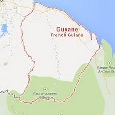 Déménagement et transport de véhicules vers la Guyane