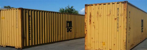 Self-déménagement en conteneur maritime à la Réunion