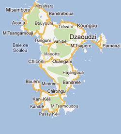 Déménagement Mayotte et transport maritime véhicules Mayotte