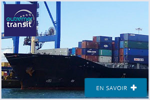 Groupage maritime Outre Mer