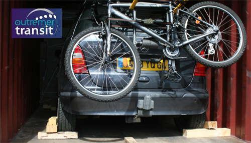 Transport d'un véhicule Réunion-Métropole