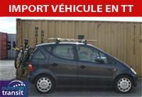Achat voiture TT Métropole et import Réunion