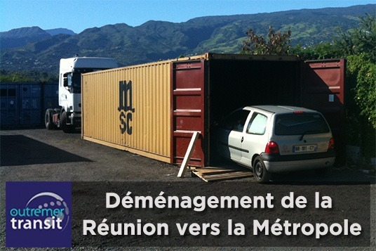 demenagement metropole reunion