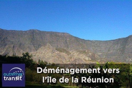 Infos déménagement vers la Réunion