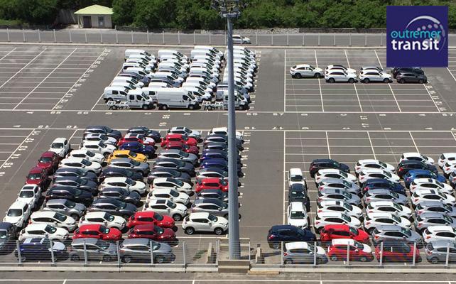 Transport de véhicules depuis la Métropole
