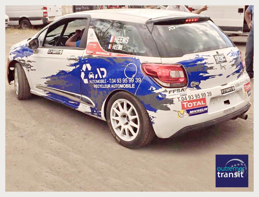 Photos transport de voiture la reunion outremer transit for Conteneur reunion tarif