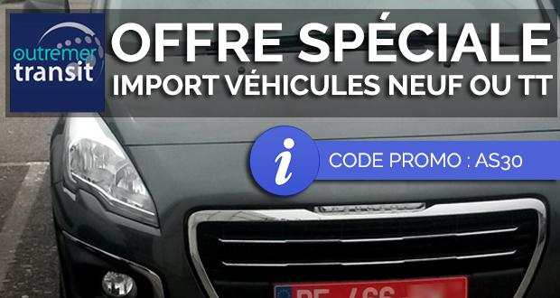 Promotion voiture TT et neuve la Réunion