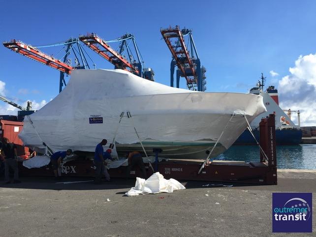 Envoi bateau reunion en conteneur outremer transit for Conteneur reunion tarif